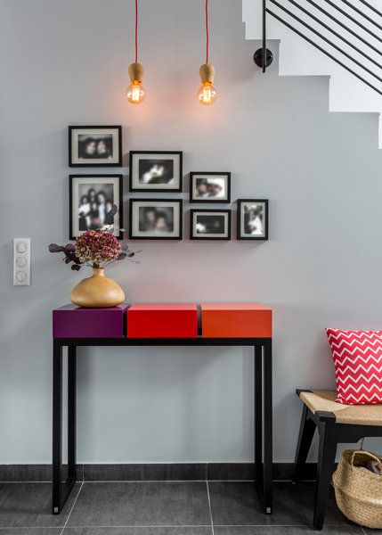 112 best hall table images on pinterest consoles for Consoles murales design