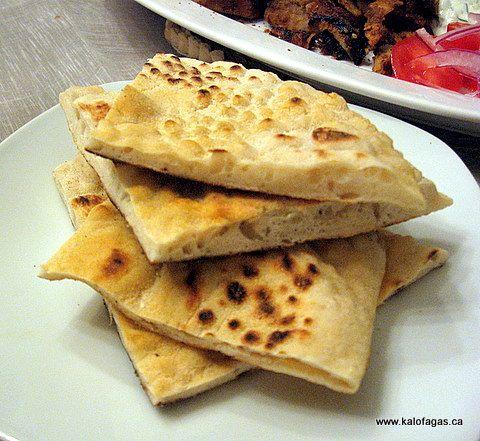 Vefa's pita bread