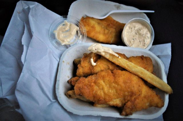 11 best amazing value beautiful lot on guemes island for Best fish and chips in seattle