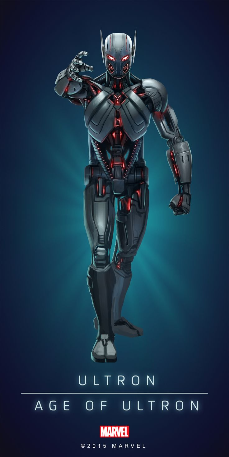 #Ultron #Fan #Art. (ULTRON - AGE OF PROTON IN: MARVEL'S PUZZLE QUEST!) BY: AMADEUS CHO! (THE * 5 * STÅR * ÅWARD * OF: * AW YEAH, IT'S MAJOR ÅWESOMENESS!!!™) [THANK U 4 PINNING!!!<·><]<©>ÅÅÅ+(OB4E)(IT'S THE MOST ADDICTING GAME ON THE PLANET, YOU HAVE BEEN WARNED!!!)