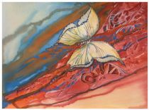 <p>Motyl 07 36x27 Akwarela Dostepna</p>