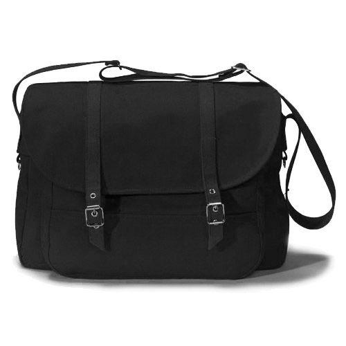 Marimekko Black Ladybear Messenger Bag $179.00