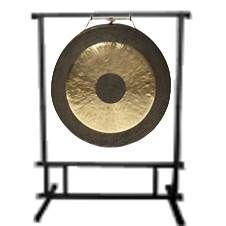 Gong standaard rechthoekig -