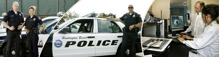 Huntington Beach Police Department... Awesome protectors of the law!