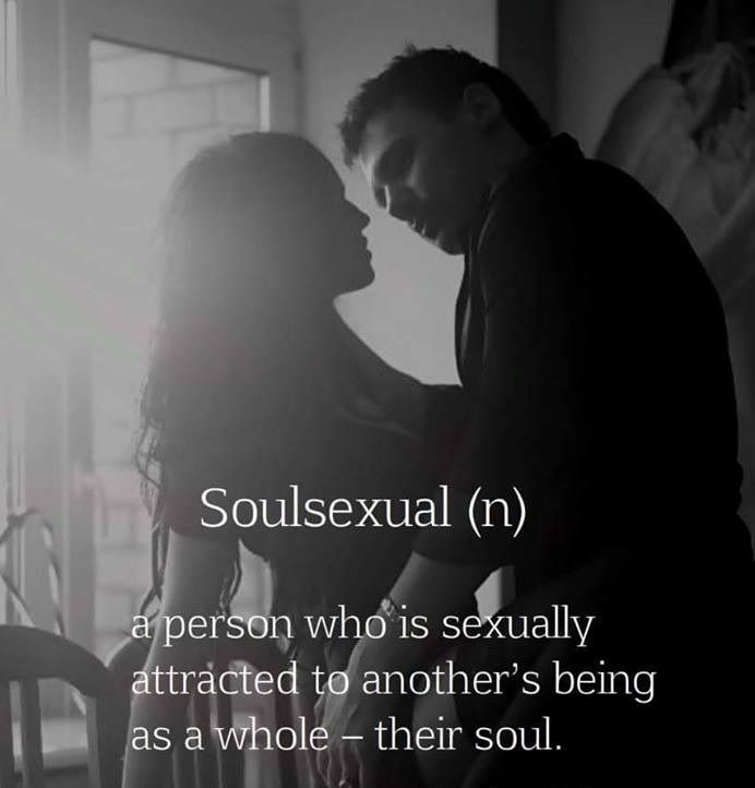 Exactly this and only this, not many understand what this is, souls deeply connected spirirualy, there energy flows to their emotions, heart and mind, and their bodies entwined in this deep soul love, moving, feeling, all senses alive in this soul connection.