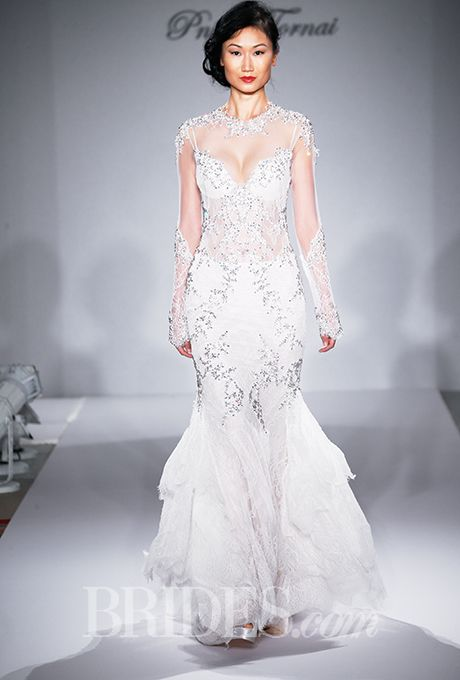 17 best images about all things weddings on pinterest for Kleinfeld wedding dresses with sleeves
