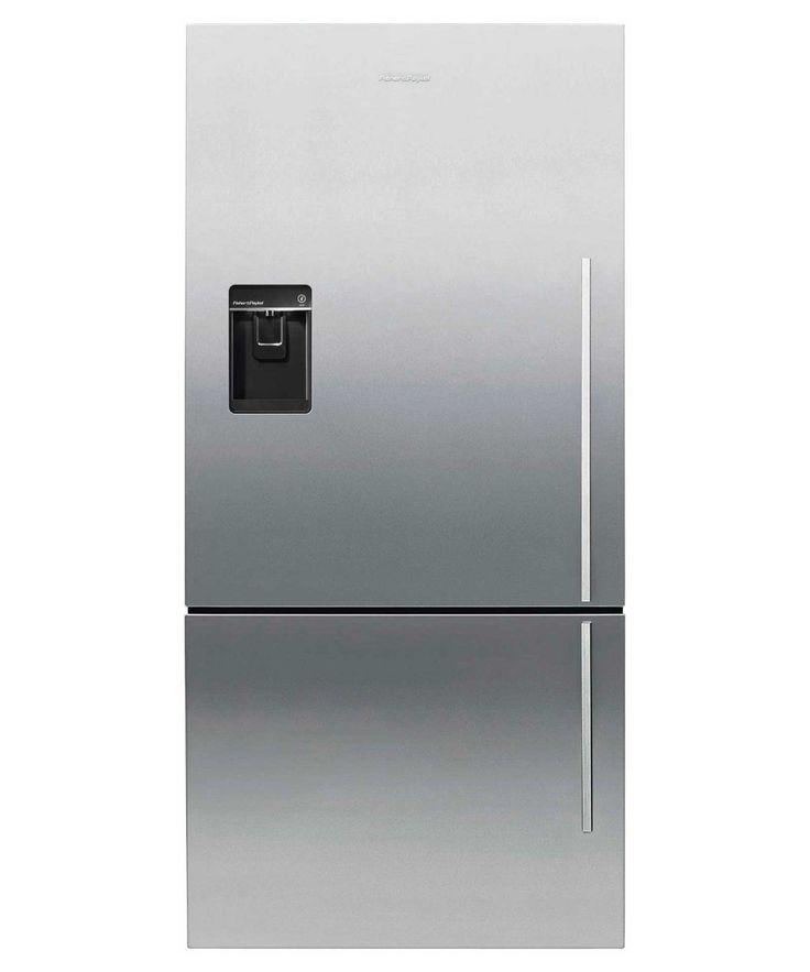 E522BLXFDU5 - ActiveSmart™ Fridge - 790mm Bottom Freezer with Ice & Water 519L - 24496