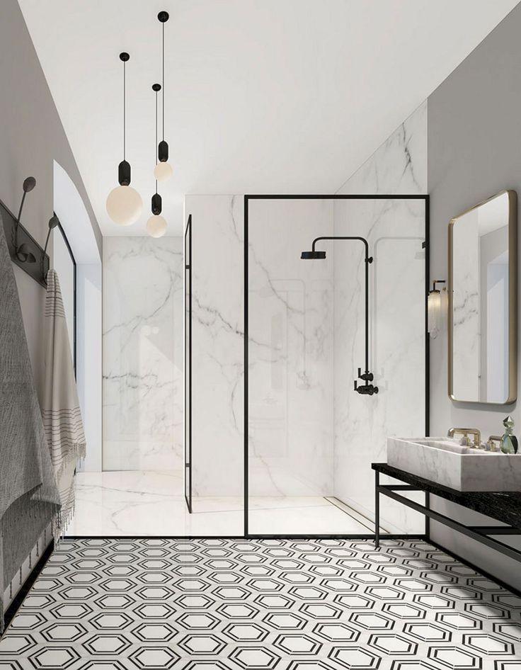25+ Modern Bathroom Countertop Design Trends 2018 / FresHOUZ.com