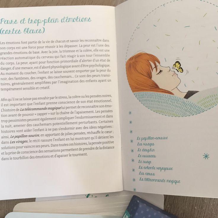 Je vous présente aujourd'hui une jolie nouveauté : un set de cartes-histoires pour aider les enfants à dormir ET à s'épanouir. En effet, Pascale Pavy, psychomotricienne et formatrice auprès des jeunes parents et des professionnels de la petite enfance, propose un mini-coffret de 30 cartes contenantdes histoires à lire aux enfants lors du rituel du …