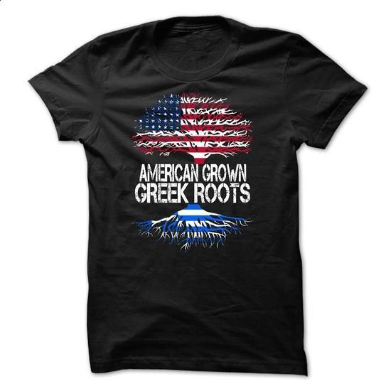 ARE YOU AMERICAN GROWN WITH GREEK ROOTS? - #sweater #pink hoodies. ORDER HERE => https://www.sunfrog.com/LifeStyle/ARE-YOU-AMERICAN-GROWN-WITH-GREEK-ROOTS.html?60505