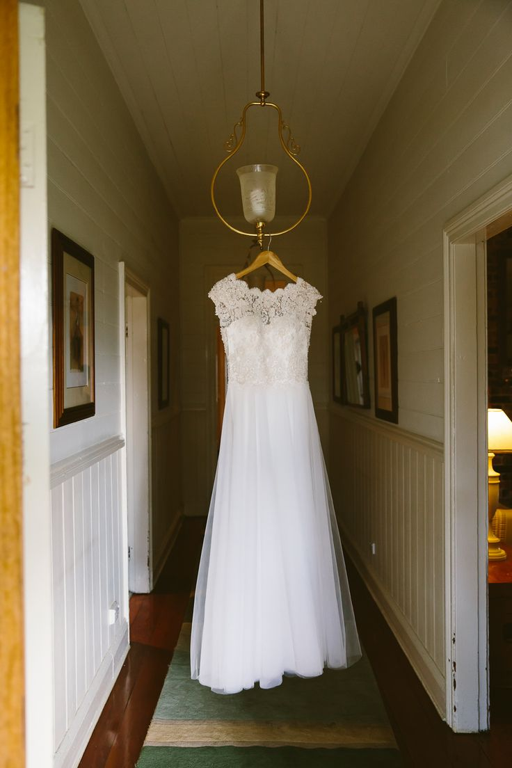 Perfect dress for a Hunter Valley wedding by Cortson Couture. Image: Cavanagh Photography http://cavanaghphotography.com.au