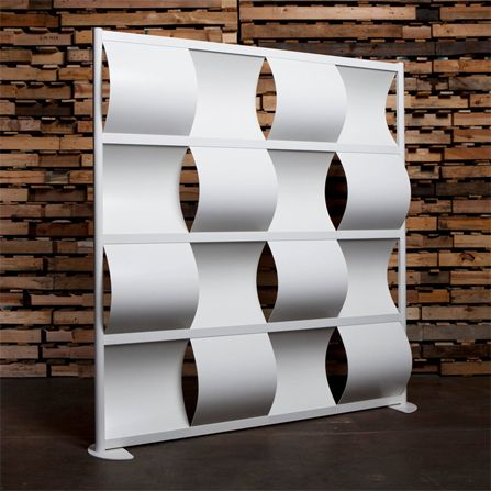 LOFTwall's WAVEwall offers your space with a decorative room divider. For custom…