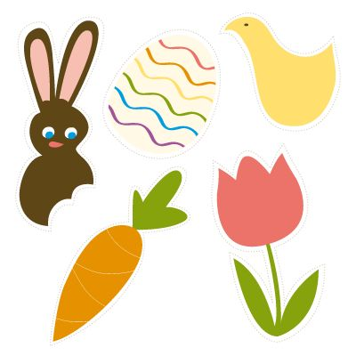 109 best springeaster printables images on pinterest easter easter printables negle Gallery