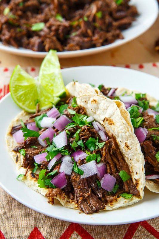 Barbacoa Tacos | Recipe | Barbacoa, Beef and Tacos