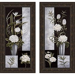betsy brown prints | Betsy Brown 'Black & White Centerpiece I & II' Framed Print Art ...