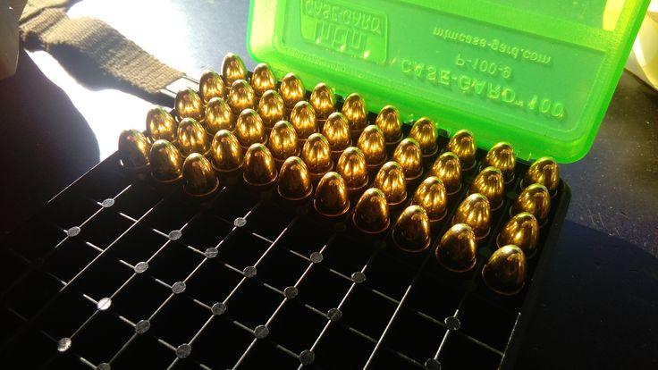 Náboje 9 mm LUGER