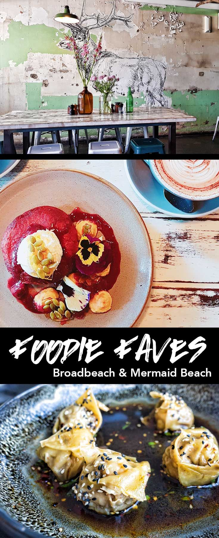 Top cafes you need to try in Broadbeach on the Gold Coast, Australia via @2aussietravellers