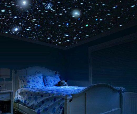 Dorm rooms lights - Glow In The Dark Star Stickers Star Stickers Dark Star