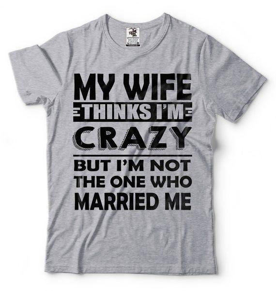 The Husband T-shirt Tee Shirt Gift for Husband Anniversary T-shirt Birthday Gift