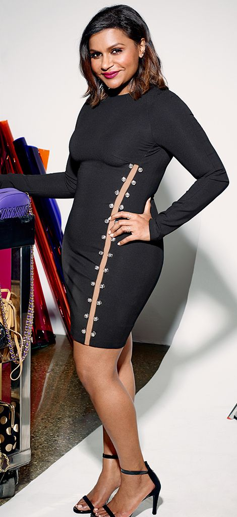 Mindy Kaling is hilarious, cool, and – it turns out – as shopping obsessed as we are. Check out her latest picks on Shopbop!