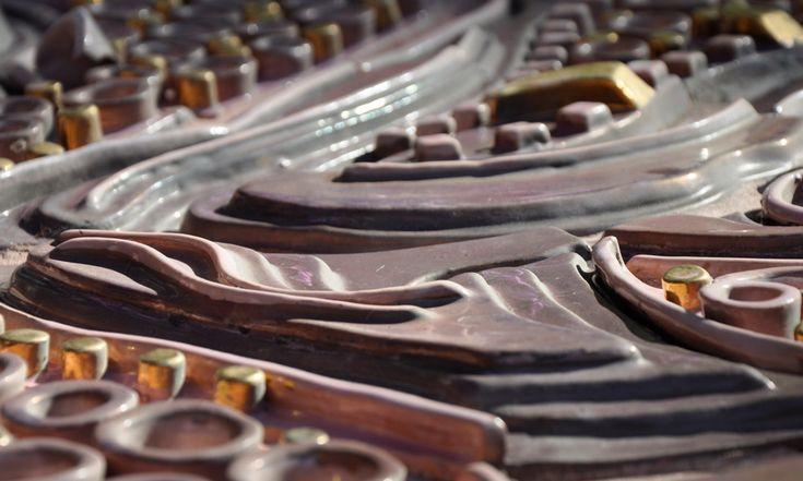 3D ceramic tiles by Grzeskiewicz Design Studio