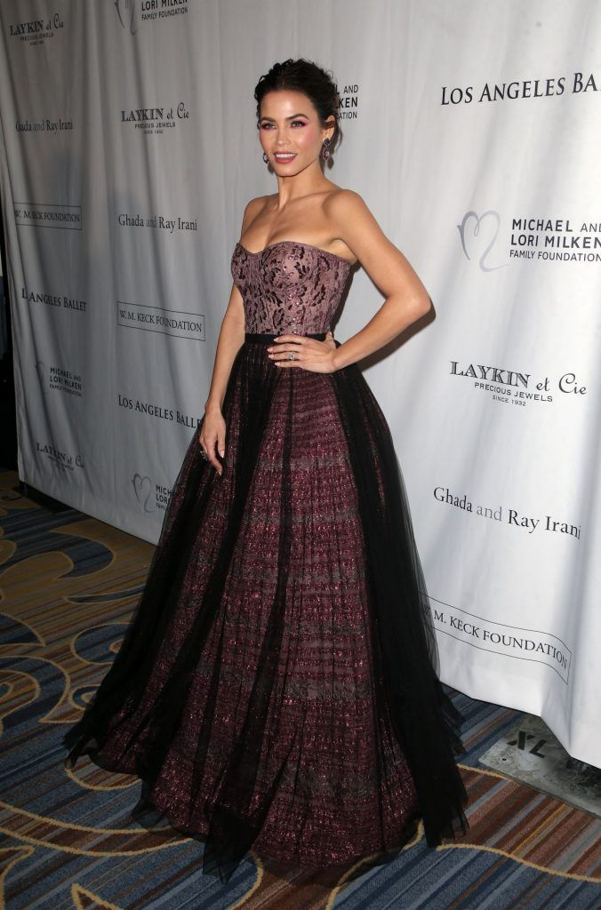 Jenna Dewan Tatum In J. Mendel – 12th Annual Los Angeles Ballet Gala