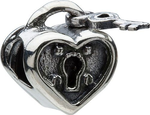 Authentic Chamilia Charm Lock GA1 -- Read more reviews of the product by visiting the link on the image.