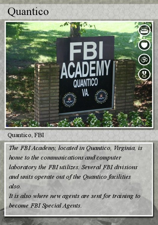 quantico va Quantico, Virginia is the famous host to the large FBI ...