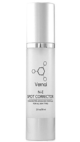 Vernal NE tache sombre Corrector Cream - Cliniquement prouvé - Visibly plus et les taches sombres, Fade taches et traces du passé les cicatrices d'acné Âge.