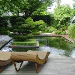 25+ trendige asiatischer garten ideen auf pinterest | steingarten, Garten Ideen