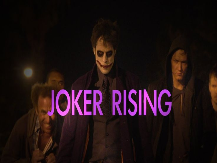 JOKER RISING (full length Joker Origins fan film) - A very dark look at the rise of the Joker. The Californian settings are a little incongruous for Gotham, but an interesting version of his origin.
