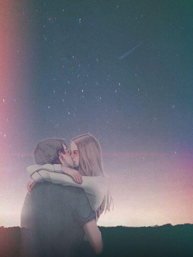 Estas 16ilustraciones muestran ellado más bonito del amor