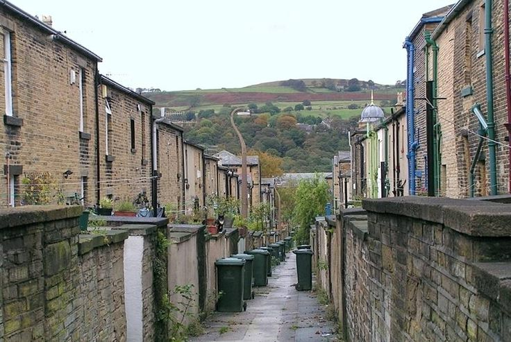 back to back houses bradford - Google Search