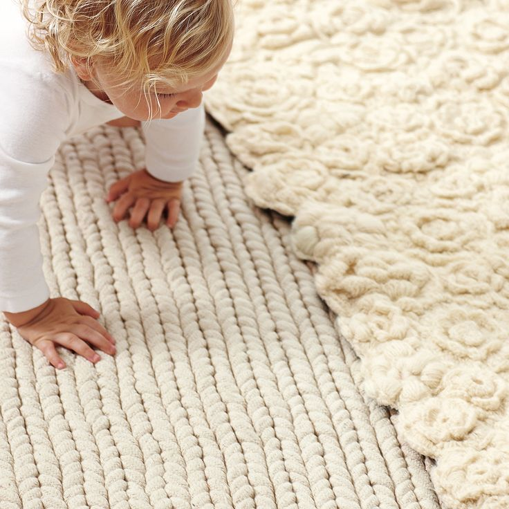 Rope rug serena lily durable and so comfy for babies for Rope carpet
