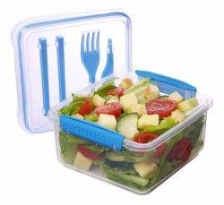 Pojemnik do Żywności - Lunch Plus To Go - Sistema Polska