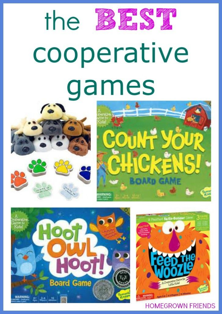 the best cooperative board games to buy