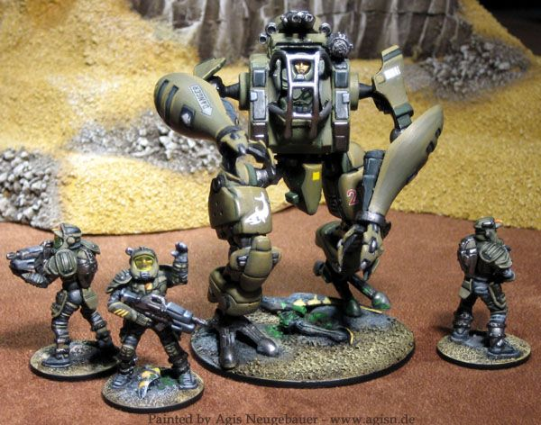 More Starship Troopers wargame goodness!