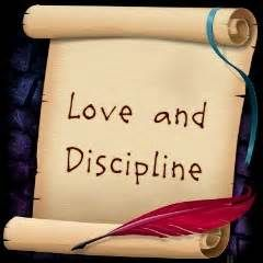 Proverbs 3:12 because Yahweh disciplines those he loves, as a father the son he delights in. Proverbs 19:18 Discipline your children, for in that there is hope; do not be a willing party to their death. Proverbs 22:15 Folly is bound up in the heart of a child, but the rod of discipline will drive it far away.Proverbs 29:15 A rod and a reprimand impart wisdom, but a child left undisciplined disgraces its mother.