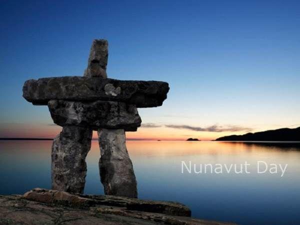 nunavut daylight hours