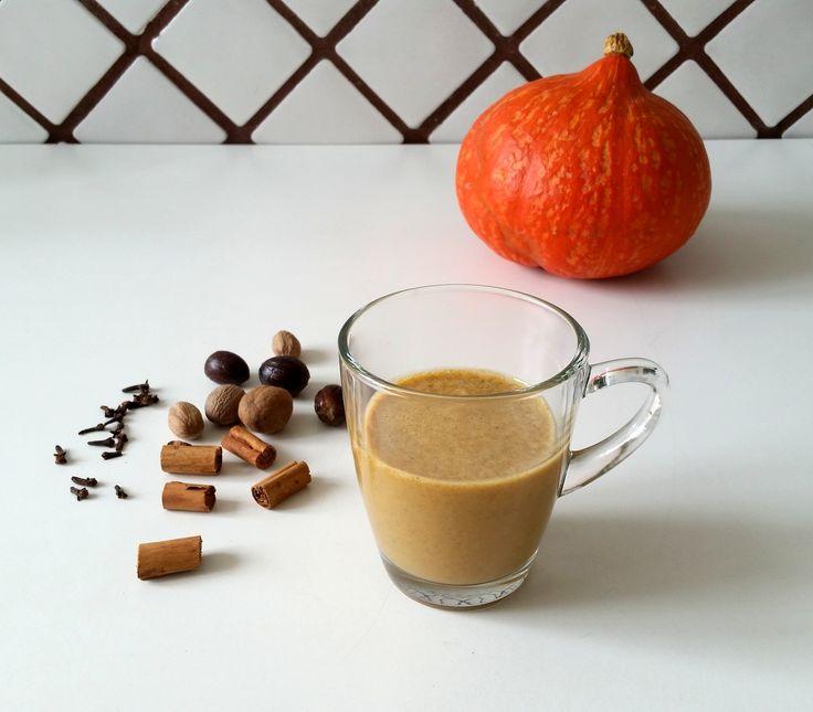 CAFFE' LATTE SPEZIATO ALLA ZUCCA