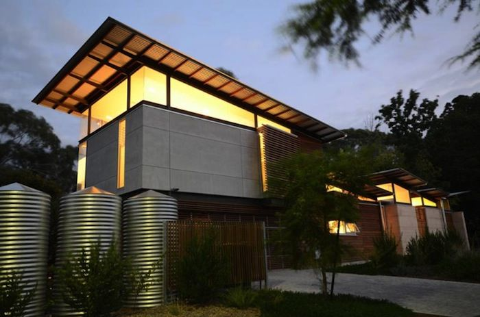 Moving sustainable design into the neighborhood