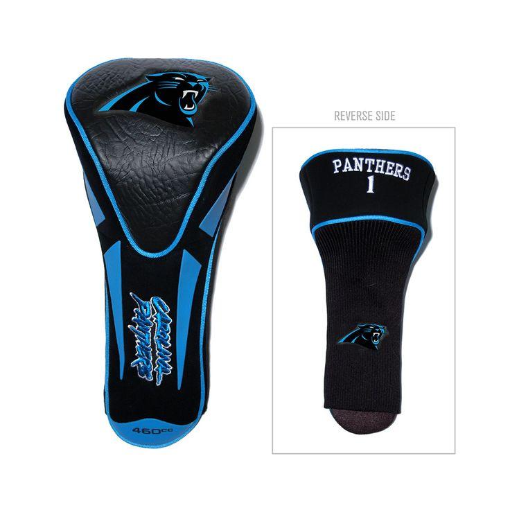 Carolina Panthers NFL Single Apex Jumbo Headcover