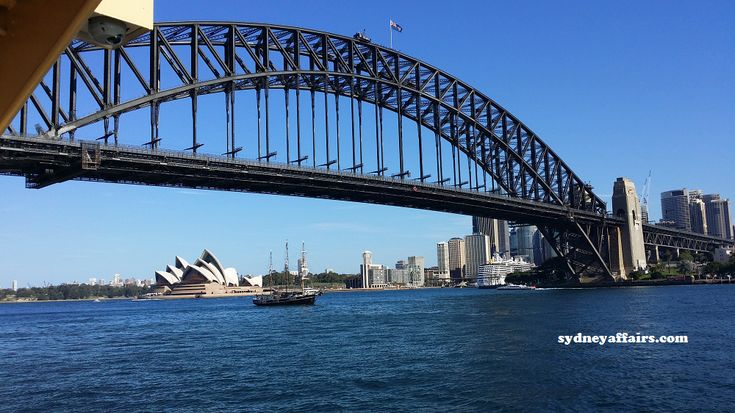 Cruising Along Sydney Harbour Photos     All About Sydney Australia Sydney Harbour is a must see attraction here in Sydney. In one fine day where the sky is so generous to share it's blueness and the sun rays reflect on ...