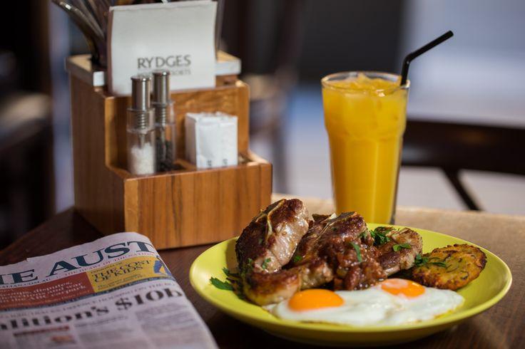 CBD   Cafe Bar Dining   Breakfast   Rydges South Bank