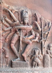 Badami cave temples - Wikipedia