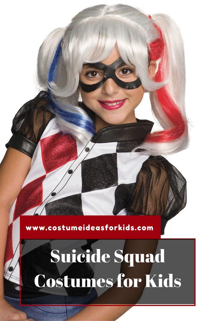 The 25+ best Joker costume for kids ideas on Pinterest | Costume ...