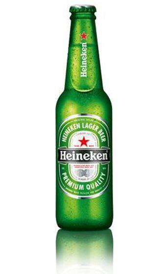 Heineken.....not one I choose to drink....but I have