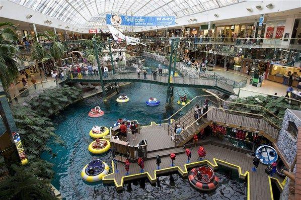 West Edmonton Mall, Edmonton, AB