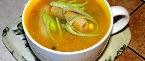 Minestrone - italská zeleninová polévka