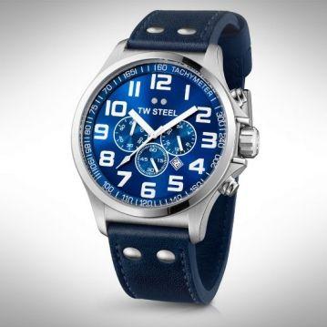TW Steel Pilot Horloge 48mm Chrono TW403